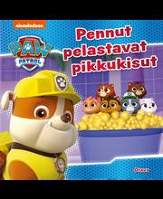 Otava Jouko Ruokosenmäki & Jaana Suorsa (suom.): Ryhmä Hau - pennut pelastavat pikkukisut