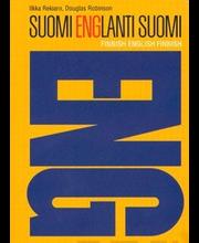 Taskusanakirja Suomi-Engl