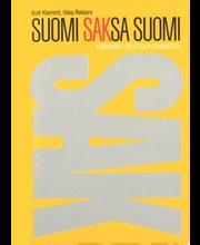 Taskusanakirja Suomi-Saks