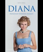 Gummerus Kate Snell: Diana - prinsessan viimeinen rakkaus