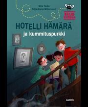 Karisto  Teräs, Hotelli Hämärä Ja Kummituspurkki