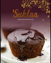 Gummerus: Suklaa - herkkuja, joista tulee hyvä mieli
