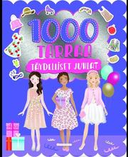 1000 tarraa - täydelliset juhlat