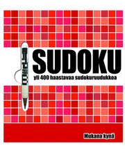 Sudoku & Kynä