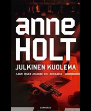 Holt, Anne: Julkinen kuolema Kirja