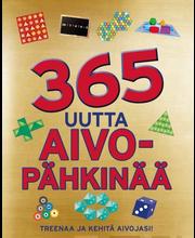 365 UUTTA AIVOPÄHKINÄÄ...