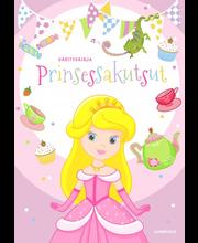 Puuhakirja, Prinsessa-