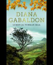Gabaldon, Diana: Lumen ja tuhkan maa kirja