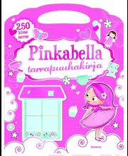 Pinkabella-Tarrapuuhakirj