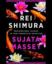 Sujata Massey: Rei Shimuran ensimmäinen tapaus & Rei Shimura ja zen-temppelin arvoitus kirja