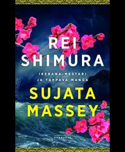 Massey, Sujata: Rei Shimura ja Ikebana-mestari & Rei Shimura ja tappava manga kirja