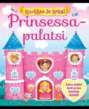 Prinsessapalatsi - kurkkaa ja keksi