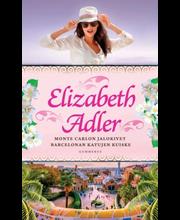 Adler, Elizabeth: Monte Carlon jalokivet & Barcelonan katujen kuiske kirja