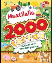 Maatilalla 2000 tarraa