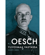 Määttä, Vesa: K. L. Oesch kirja