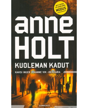 Holt, Anne: Kuoleman kadut kirja