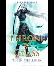 Maas, Throne Of Glass - Tulen Perillinen