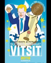 Muste, Suomen parhaat vitsit 2018