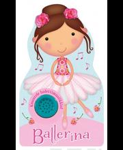 Ballerina ääninappikirja