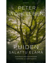 Wohlleben, Peter: Puiden salattu elämä kirja