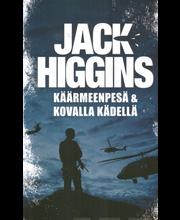 Higgins, Jack: Käärmeenpesä & Kovalla kädellä kirja
