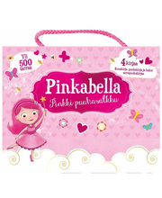 Gummerus Päivi Rekiaro (suom.): Pinkabella - pinkki puuhasalkku
