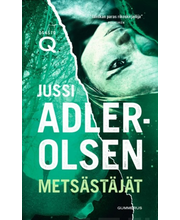 Adler-Olsen, Jussi: Metsästäjät (Uusintapainos) kirja