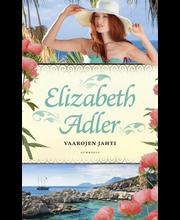 Adler Elizabeth, Vaarojen jahti Kirja