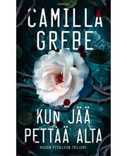 Gummerus Camilla Grebe: Kun jää pettää alta