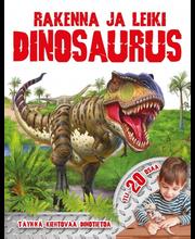 Dinosaurus Rakenna Ja Lei