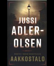 Adler-Olsen, Jussi: Aakkostalo pokkari