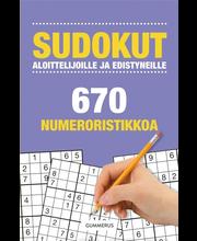 Sudokut aloittelijoille ja edistyneille