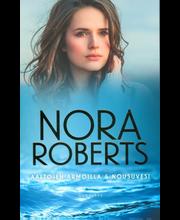 Gummerus Nora Roberts: Aaltojen armoilla & nousuvesi