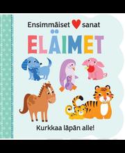 Ensimmäiset sanat eläimet