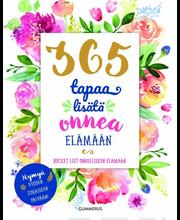 365 tapaa lisätä onnea el