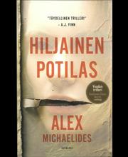 Michaelides, Alex: Hiljainen potilas pokkari