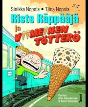 Nopola,Risto Räppääjä Ja