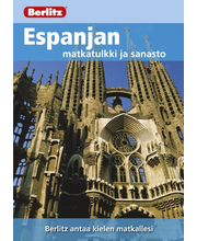 Berlitz Espanjan matkatulkki ja sanasto