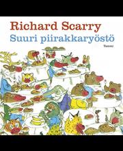 Scarry, Suuri Piirakkaryö