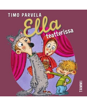 Ella Teatterissa -Äänikir