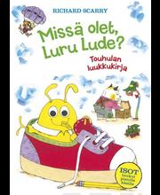 Scarry, Missä Olet, Luru