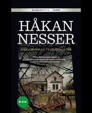 Nesser, Håkan: Pikku-Burman teurastajatar kirja