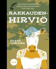 Turunen, Saara: Rakkaudenhirviö kirja