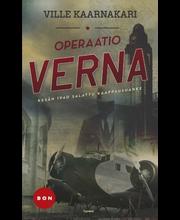 Kaarnakari, Ville: Operaatio Verna - Kesän 1940 salattu kaappaushanke kirja