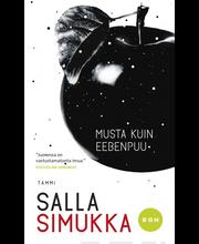 Simukka, Salla: Musta kuin eebenpuu kirja