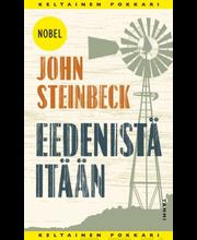 Steinbeck, John: Eedenistä itään kirja