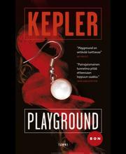 Kepler, Lars: Playground kirja