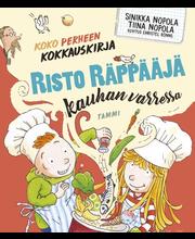 Nopola, Risto Räppääjä Kauhan Varressa