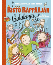Nopola, Risto Räppääjän Laulukirja + Cd