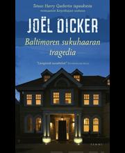 Dicker, Joël: Baltimoren sukuhaaran tragedia kirja
